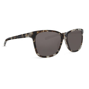 NIB Costa May sunglasses, shiny tiger cowrie